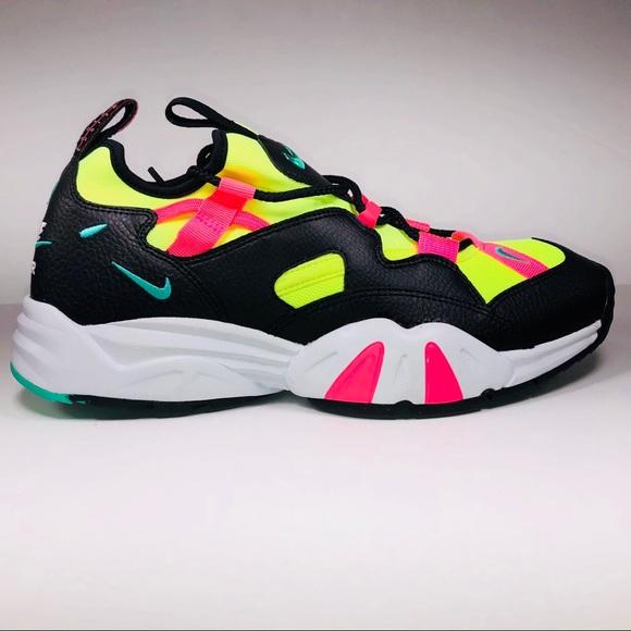 7df5d0d1b012 Nike Air Scream LWP Multicolored Athletic Sneakers